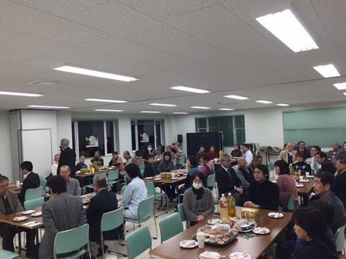 2015友の会新年会