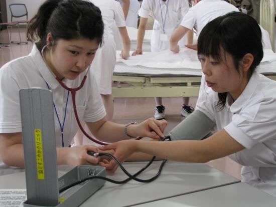 病院探検看護師コース